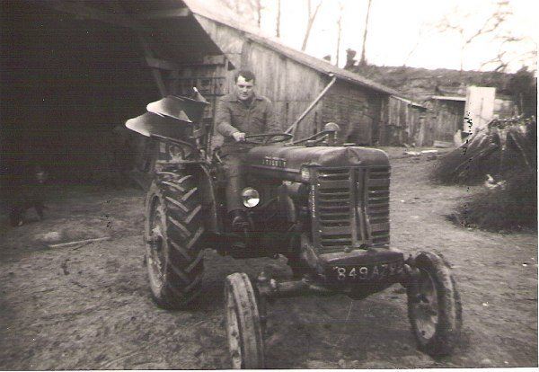 charrue 1960