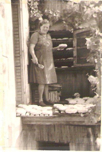 fabrique de fromages année 1950 (2)